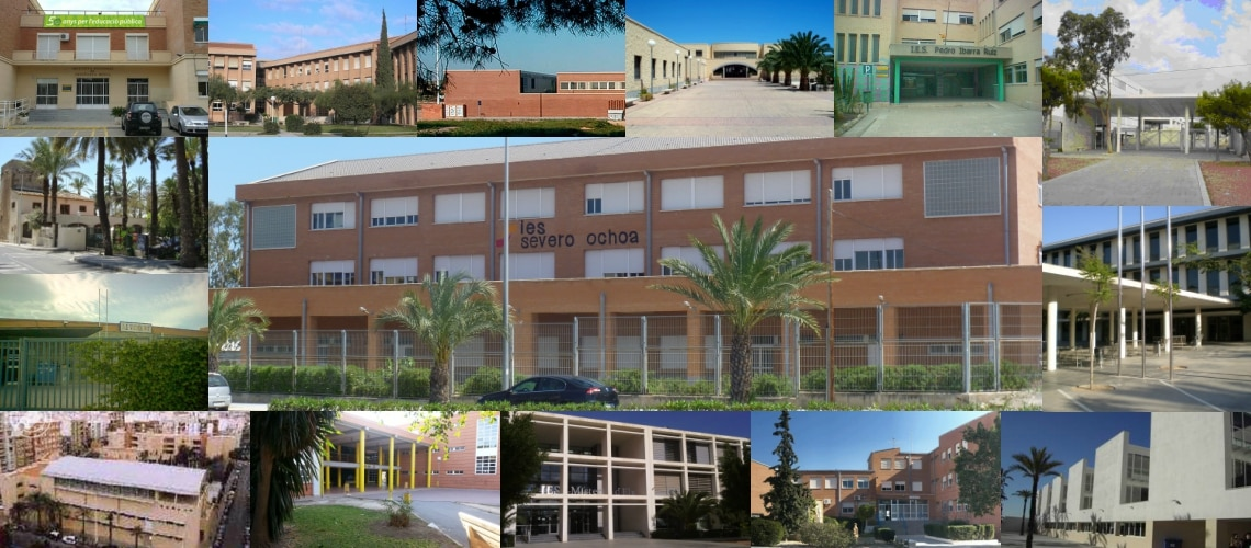Quince institutos coordinados
